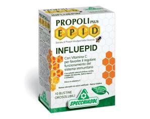 Specchiasol Influepid 10 Bustine Orosolubili