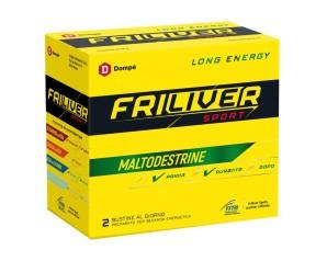 Friliver Sport Long Energy Integratore Alimentare Vitamine Minerali 8 Buste