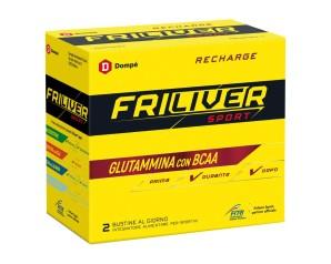 Friliver Sport Recharge Integratore Alimentare Vitamine Minerali  8 Buste