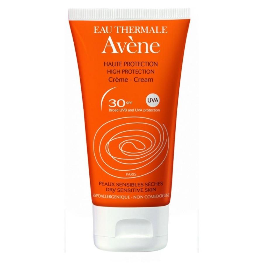 Avene Crema Solare Protezione Pelli Sensibili SPF30 50 ml