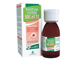 Angelini  Dispositivi Medici Tantum Verde SOS Afte Collutorio 120 ml