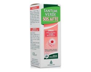 Angelini  Dispositivi Medici Tantum Verde SOS Afte Soluzione Spray 20 ml