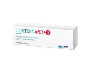 Lichtena  Dispositivi Medici MED Crema Lenitiva per Pelli Sensibili 50 ml