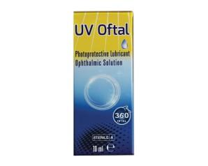 360 Oftal Uv Oftal Soluzione Oftalmica Lubrificante Fotoprotettiva 10 Ml