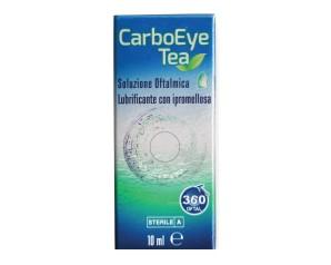 360 Oftal Carboeye Tea Soluzione Oftalmica Lubrificante Con Ipromellosa 10 Ml