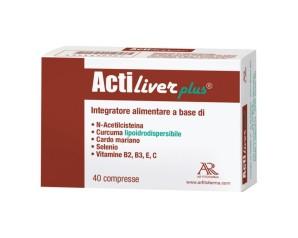Actiliver Plus 40 Compresse