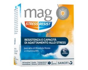 Sanofi Aventis  Serenità e Relax Mag Stress Resist Integratore 30 bustine
