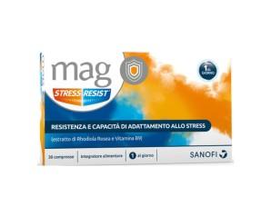 Sanofi Aventis  Serenità e Relax Mag Stress Resist Integratore 30 Compresse