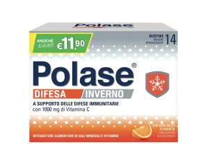 Pfizer Italia Div.consum.healt Polase Difesa Inverno 14 Bustine