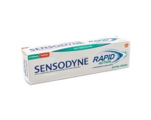 Sensodyne  Salute Dentale Rapid Action Extra Fresh Dentifricio 75 ml