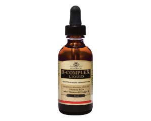 B-COMPLEX Liquid 56ml SOLGAR