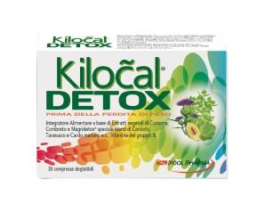 Pool Pharma Kilocal Detox 30 Compresse