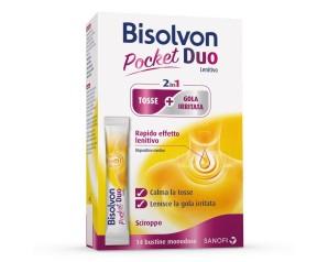 Sanofi Bisolvon Duo Pocket Lenit 14bs