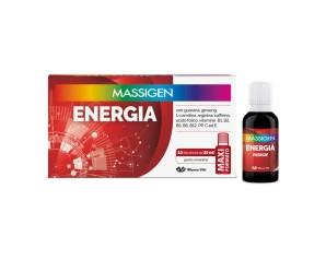 MASSIGEN ENERGIA 10FL 25ML