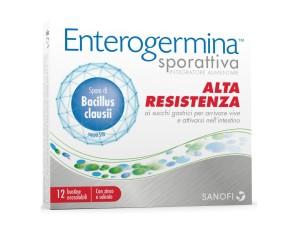 Sanofi Enterogermina Sporattiva 12 Bustine Orodispersibili