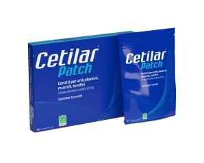 CETILAR*Patch Cerotto 5pz