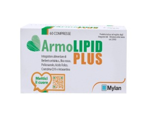 Armolipid Plus Integratore Alimentare Controllo del Colesterolo 60 compresse
