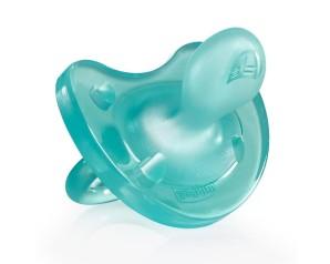 Chicco Gommotto Physio Soft Blu 12m+