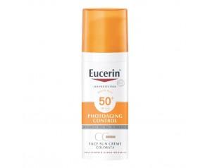 EUCERIN SUN CC Doratofp50+50ml