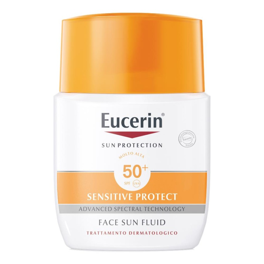 Eucerin Protezione Solare Sun Fluid Opacizzante FP 50+ 50 ml