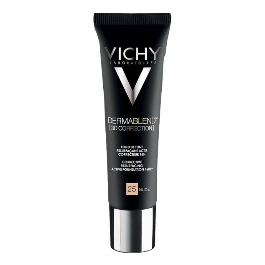 Vichy Make-up  Dermablend 3D Correction Fondotinta Elevata Coprenza 30ml 25
