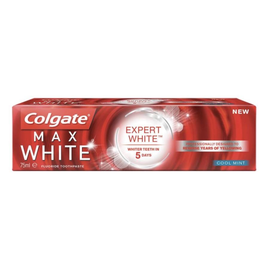 Colgate Max White Expert White Dentifricio Tubo 75ml