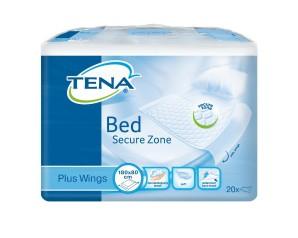 Tena Bed Plus Wings Traversa 80x180 Cm