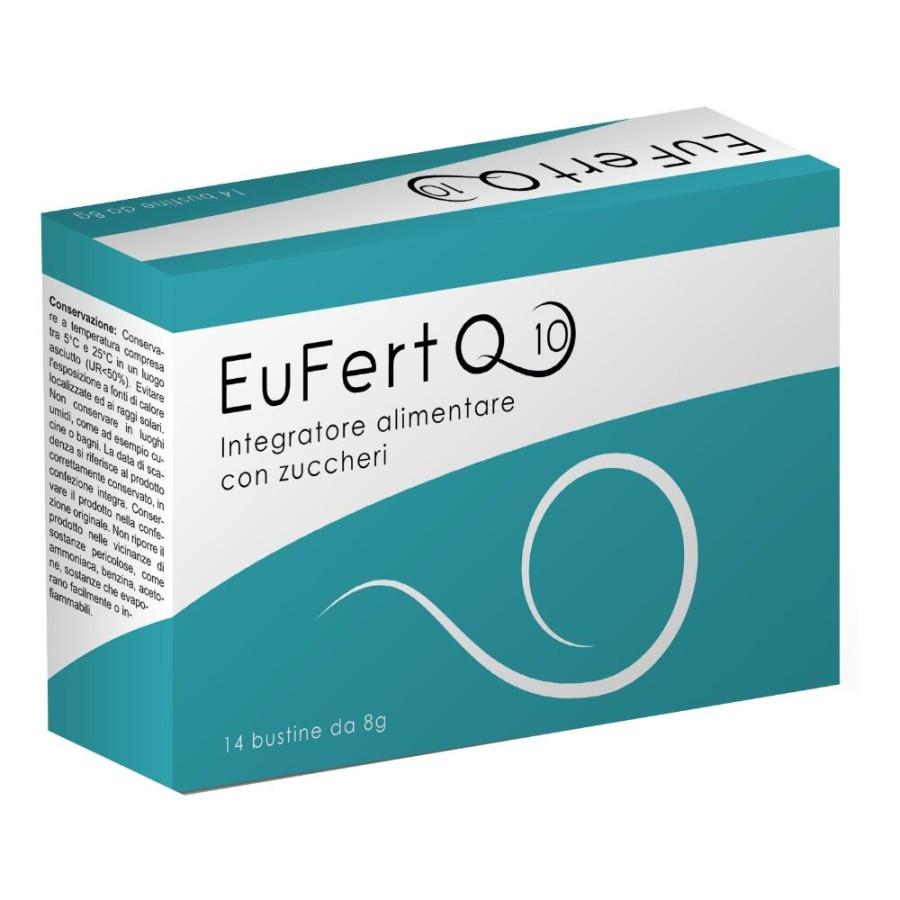 Eufert Q10 Integratore Alimentare 14 Bustine