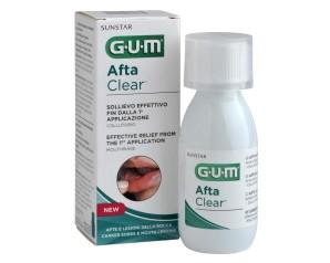 Sunstar Italiana Gum Aftaclear Rinse 120 Ml Collutorio