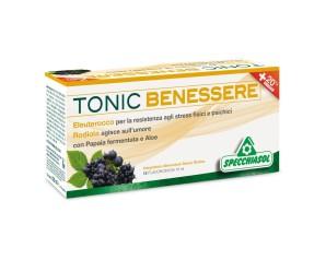 Specchiasol Tonic Benessere 12 Flaconcini 10 ml