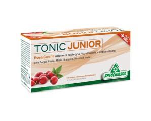 Specchiasol Tonic Junior Integratore alimentare 12 Flaconcini 10 ml