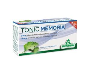 Specchiasol Tonic Memoria 12 Flaconcini 10 ml