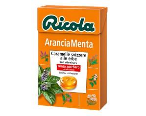 RICOLA Arancia-Menta S/Z 50g