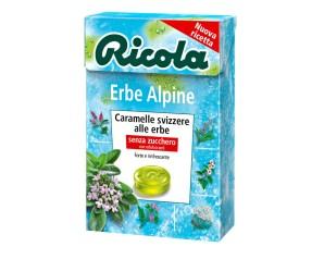 RICOLA Erbe Alpine S/Z 50g