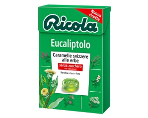 RICOLA Eucaliptolo S/Z 50g