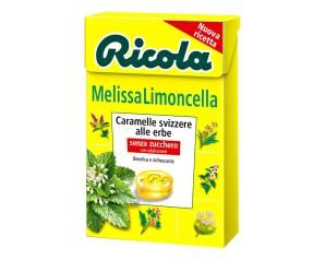 RICOLA Melissa-Lim.S/Z 50g
