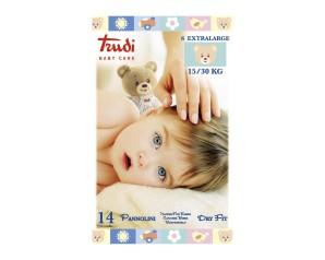 TRUDI BABY C PANN DF XL 15/30K