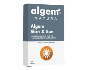 ALGEM SKIN&SUN 30 Cpr