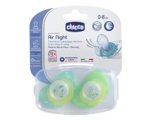 Chicco Ch Succh Air Lum Sil 0-6 2pz