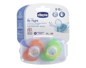 Chicco Ch Succh Air Lum Sil6-12 2pz