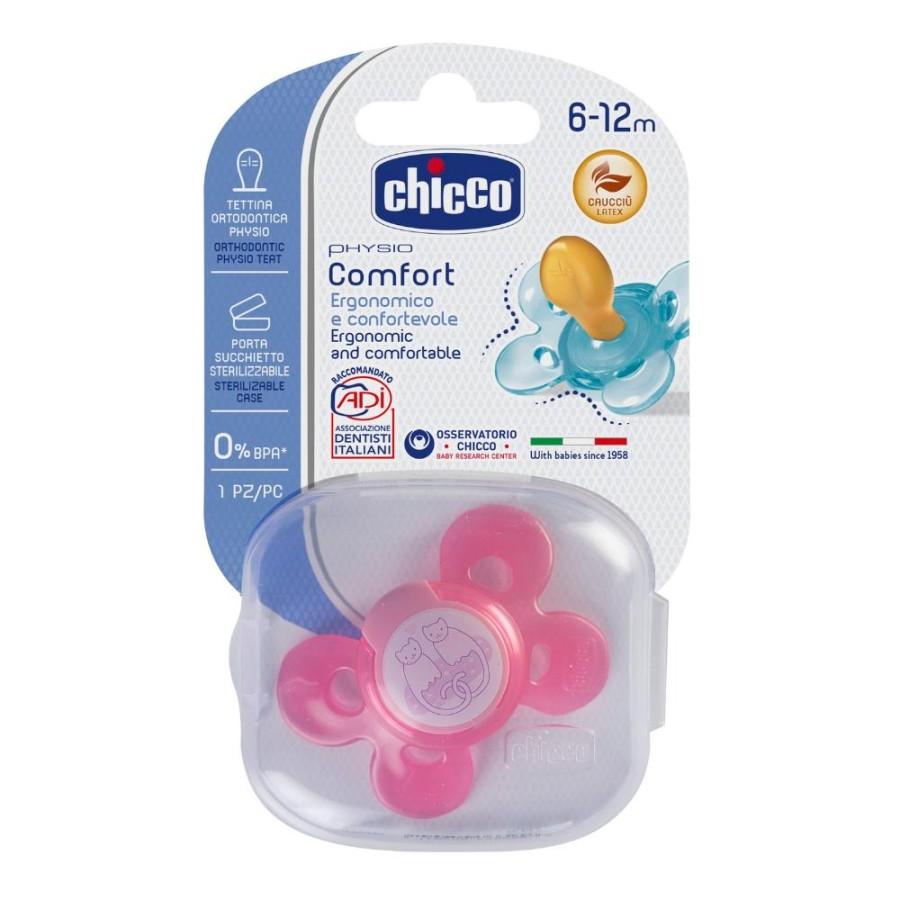 Chicco Ch Succh Comfort Grl Cau6-12