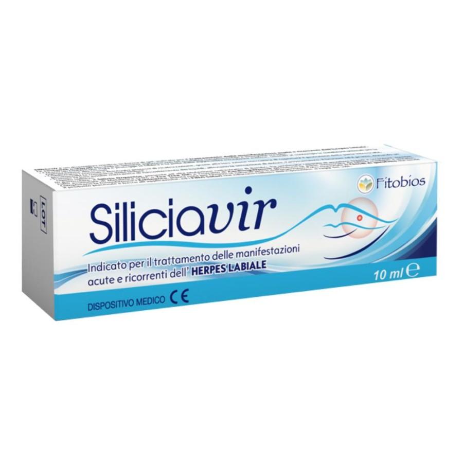 SILICIAVIR GEL 10ML
