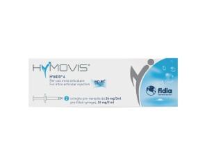 Hymovis Siringhe 24mg 3ml 2 Pezzi