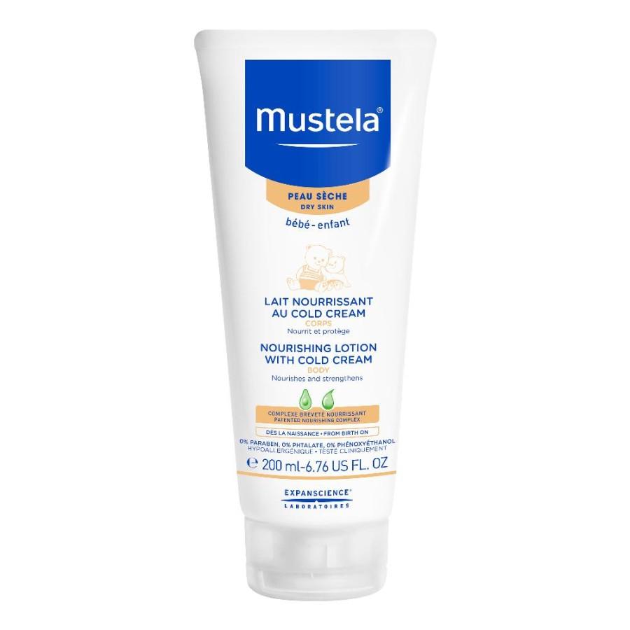 Mustela Crema Nutriente Cold Cream Nutri Protettiva Viso 40 ml