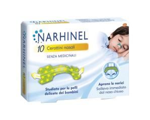 Glaxosmithkline C.health. Cerottini Nasali Bambini Narhinel