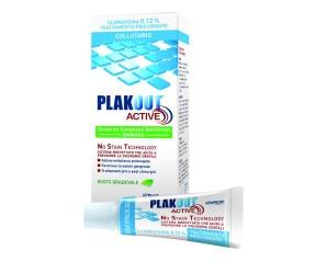 Polifarma Benessere Plak Out Active 0,12% + Dentifricio Campione Omaggio