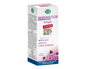 Esi Immunilflor Sciroppo Junior Integratore Alimentare 180 ml
