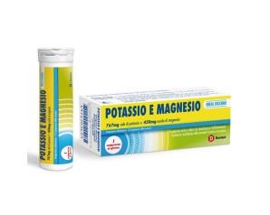 Dompe' Potassio E Magnesio Senza Zucchero 12 Compresse