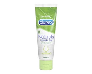 Durex Gel Naturals Intimate Gel Lubrificante 100% Naturale 100 ml