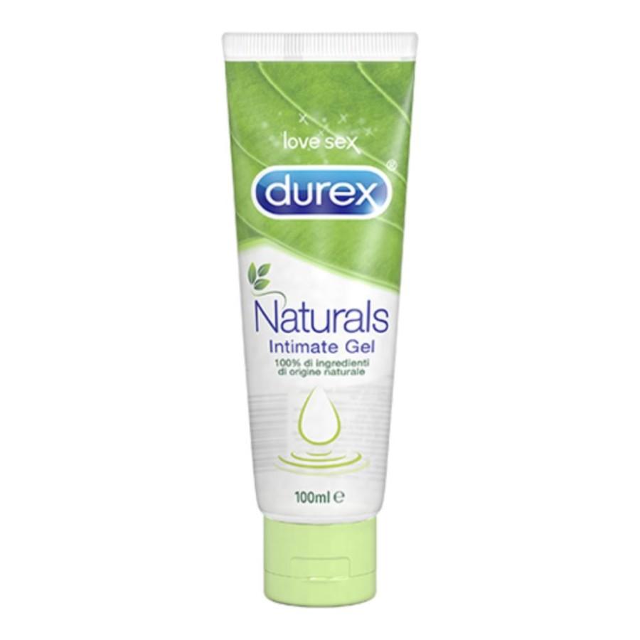 Durex Gel Naturals Intimate Gel Lubrificante 100% Naturale 100 ml